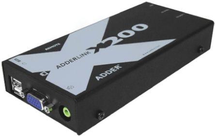 Adder 1 USB VGA over CATx KVM Extender, 300m