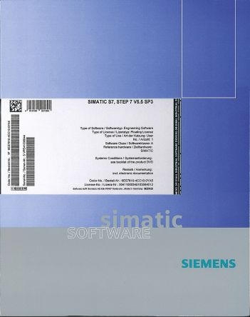 Siemens PLC Programming Software 5 5 for use with Various Series, For  Various Operating Systems