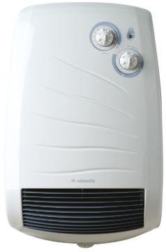 1.8kW Downflow Fan Heater, Wall Mounted