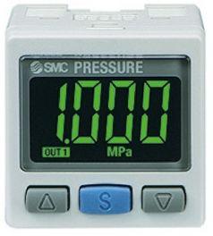 SMC Pressure Switch, 1.5 MPa