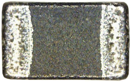 Murata Ferrite Bead (Chip Ferrite Bead), 2 x 1.25 x 0.85mm (0805 (2012M)), 120Ω impedance at 100 MHz
