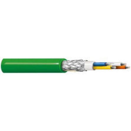 Belden Green FRNC Cat5e Cable SF/UTP, 305m Unterminated
