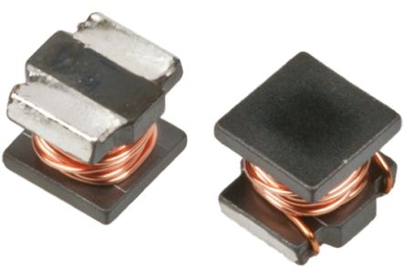 Murata LQH55D Series Wire-wound SMD Inductor 1 mH ±20% Wire-Wound 150mA Idc