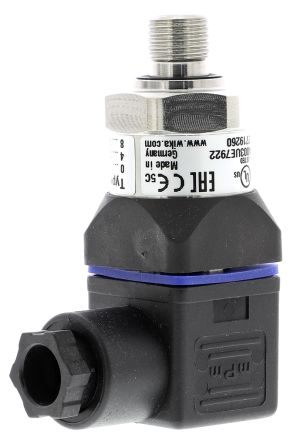 Hydraulic Pressure Sensor 12719260, 4-Pin L-Plug, 4 -> 20mA, 0bar to 10bar product photo