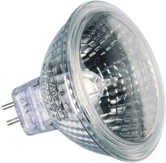 22519 Sylvania 50 W 38 Halogen Reflector Lamp Gu53 Gx53 12 V