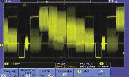 Tektronix Video Triggering Module HDTV & Custom (Nonstandard) Video Triggering Module DPO4VID, For Use With