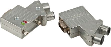 9 Way 35 ° Male Screw Terminal D-sub Connector product photo