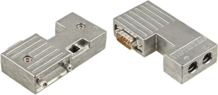 40 Series 14mm Pitch 9 Way Straight Female D-sub Connector Kit product photo