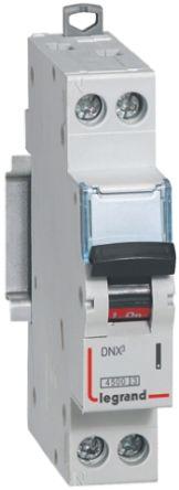 1 25 A MCCB Molded Case Circuit Breaker, Breaking Capacity 4.5 kA DNX³ product photo