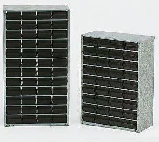 60 drawer storage cabinet,552x306x150mm