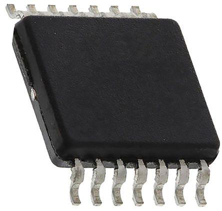 Texas Instruments SN74HC132DBR, Quad 2-Input NAND Schmitt Trigger Logic Gate, 14-Pin SSOP