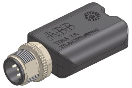 ABB 2TLA020054R0000 Blanking Plug, For Use With Pluto Safety Controller