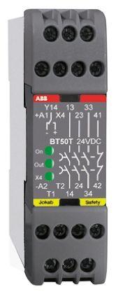BT50T Output Module, 4 Outputs, 24 V dc