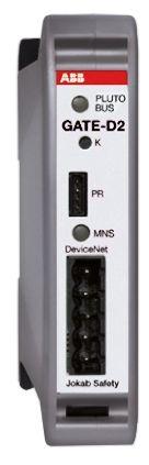 Pluto GATE-D2 DeviceNet Gateway, 24 V dc