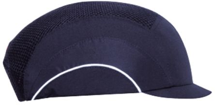 Canvas HDPE Navy Short Peaked Safety Cap product photo