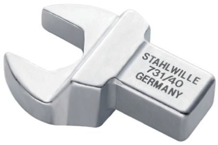 STAHLWILLE 5821 Series Spanner Head, size 24 mm Chrome