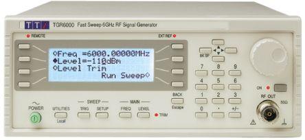 Aim-TTi TGR6000 Waveform Generator 6GHz