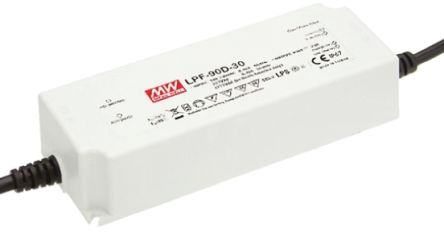 90W 1.67A Meanwell LPF-90D-54 Power Supply Dimmable