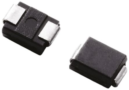 Littelfuse, P0300SCMCLRP, SIDAC, 25V 0.005mA, 2-Pin DO-214AA