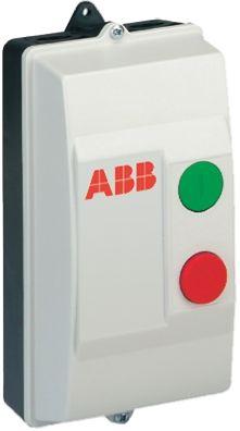 ABB 5.5 kW Automatic DOL Starter, 400 V ac, 3 Phase, IP65