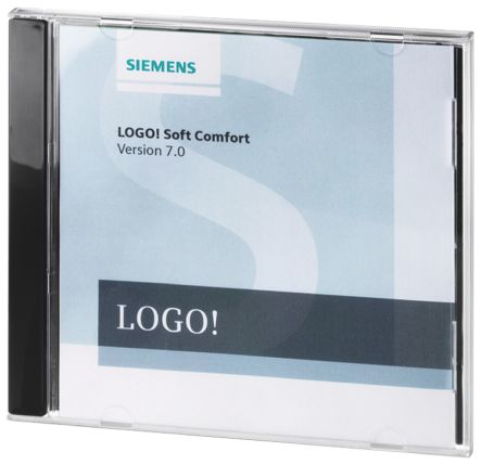 Siemens PLC Programming Software for use with LOGO Series, For Various  Operating Systems