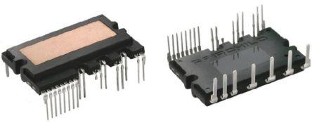ON Semiconductor FSBF15CH60BT, SPM27 JA, N-Channel IGBT Module, 15 A max, 600 V, Through Hole