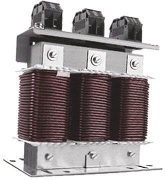 Block, LR3 690 V ac 10A Line Reactor