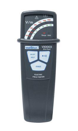Metrix VX 0003 Microwave Detector, 10 → 3000Hz