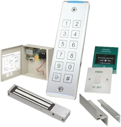RS PRO Door Entry with Access Control Kit with Keypad