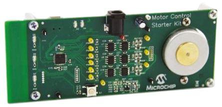 Microchip DM330015 Starter Kit BLDC Development Kit for Microchip's ultra-low cost Motor Control Family dsPIC DSCs