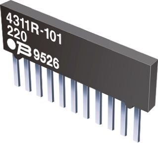 Bourns 4609X-101-682LF Resistor Networks and Arrays