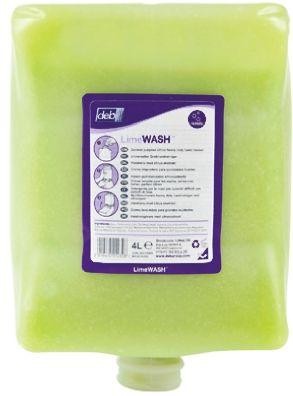 Lime Wash Green Hand Soap Dispenser - Cartridge, 4 L