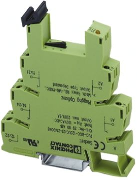 Relay Socket for use with PLC Series 24V ac/dc