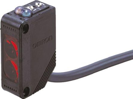Background Suppression Distance Sensor 2 -> 80 mm Detection Range PNP IP67 Block Style E3ZLS832M product photo