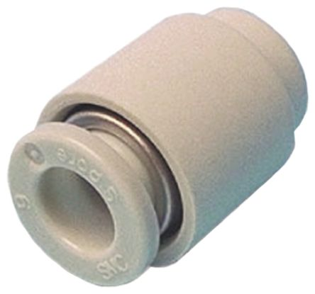SMC Cylinder Port VVQ1000-51A-C6, For Use With SX5000 Body Ported Valve Single Unit