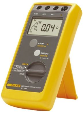 Fluke 1621 Earth & Ground Resistance Tester Kit, For Use With 1621 Series