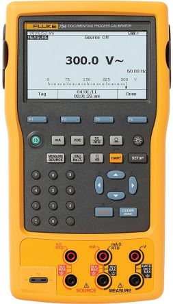 Fluke 754 Multi Function Calibrator 300V 110mA