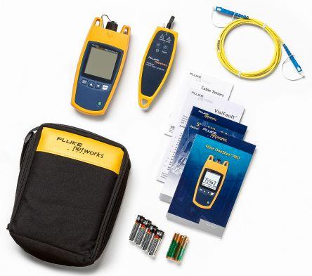 Fibre Optic Test Equipment FOS-100-S-VFL Fibre Optic Inspector product photo