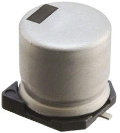 Vishay 47μF Electrolytic Capacitor 63V dc, Surface Mount - MAL214699803E3