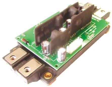 Fuji Electric VLA536-01R, IGBT Driver Module CMOS, 10 (Alarm) mA, 12 → 18V 15-Pin