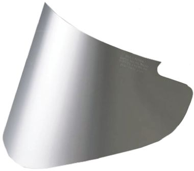 Aluminized PC Face Shield Visor