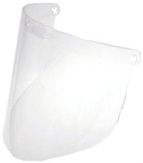 Impact, Molten Metal Resistant PC Face Shield Visor
