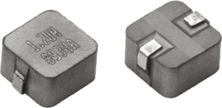 Vishay, IHLP-1212BZ-11, 1212 Shielded Wire-wound SMD Inductor with a Metal Composite Core, 1 μH ±20% Wire-Wound 5A Idc