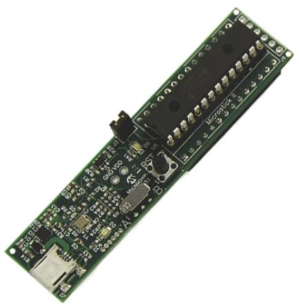 Microchip Microstick II MCU Development Kit DM330013-2