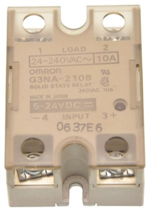 Omron 75 a solid state relay zero crossing panel mount phototriac image representative of range technical reference datasheet publicscrutiny Images