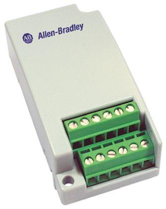 Allen Bradley Micro 800 Series PLC I/O Module 4 Inputs, 4 Outputs 0 → 20 mA  0 → 10 V