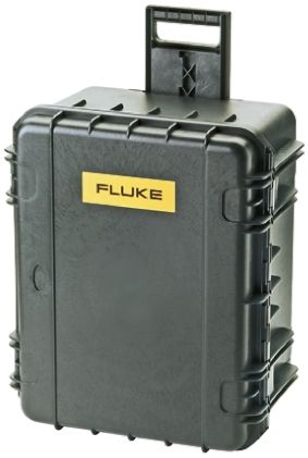 Fluke C437-II Power Quality Analyser Case, Accessory Type Case with Rollers, For Use With 437-II Series