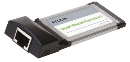 BELKIN F5U250 GIGABIT ETHERNET EXPRESSCARD DRIVER