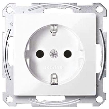 MTN21510344 Merten | Merten 1 Gang Electrical Socket, 16A