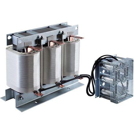 Schaffner, FN5040 500 V ac 24A 16kHz Line Reactor